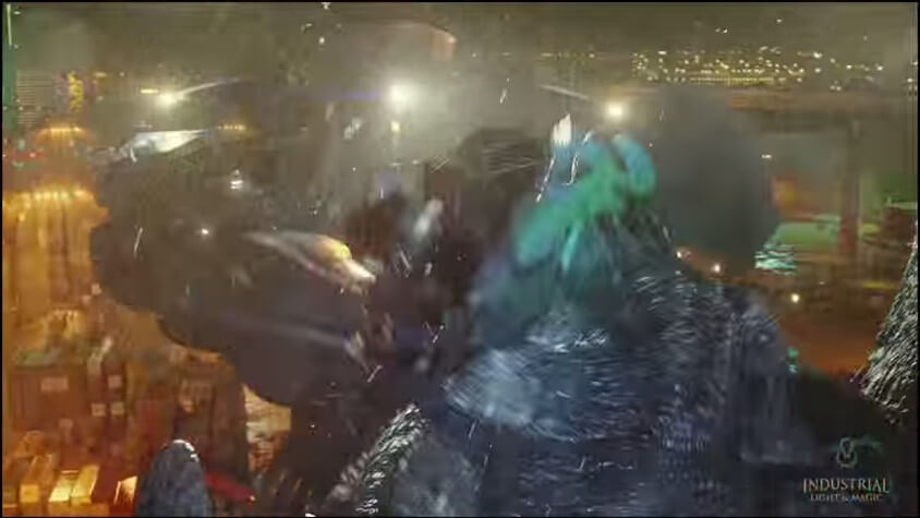 "Behind the Magic: ""Pacific Rim"" Hong Kong Battle"