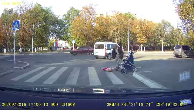 Guy drops baby