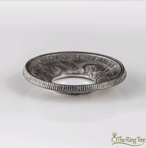 Coin ring stop animation.