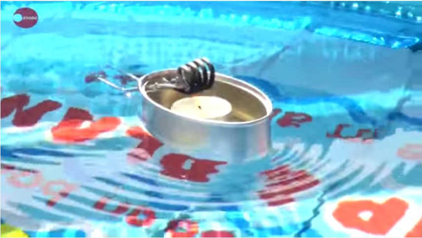 「ポンポン船」をつくろう 水蒸気の力で進む